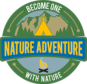 Nature Adventure logotyp - Destination Jädraås